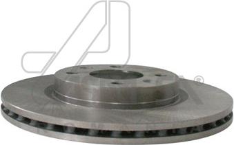 disc frana ventilat 259x20 6 LOGAN SANDERO -Asam