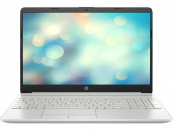 Laptop HP 15-dw1008nq Intel Celeron N4020 1TB HDD 4GB FullHD Natural Silver