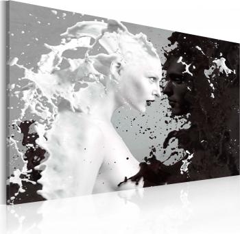 Tablou canvas - Milk and Choco - 60x40 cm