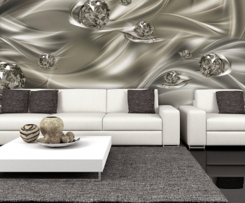 Fototapet vlies - Touch Silk - 100 x 70 cm