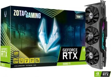 Placa video Zotac GeForce RTX 3080 Ti Trinity 12GB GDDR6X 384-bit