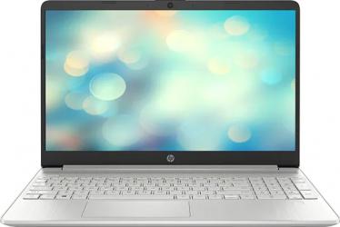 Laptop HP 15s-fq2021nq Intel Core (11th Gen) i3-1115G4 512GB SSD 8GB FullHD Natural Silver