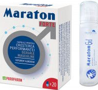 Pachet Maraton Forte 20 cps + Maraton Gel