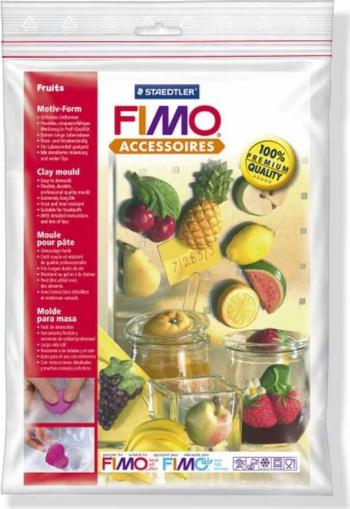 FIMO matrita fructe