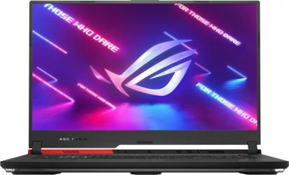 Laptop Gaming ASUS ROG Strix G17 Advantage Edition G713QY AMD Ryzen 9 5900HX 1TB SSD 16GB RX 6800M 12GB QHD 165Hz RGB Black