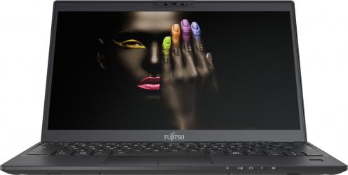 Laptop Fujitsu Lifebook U9310 Intel Core (10th Gen) i7-10610U 512GB SSD 16GB FullHD Touch Win10 Pro Tast. ilum. Black
