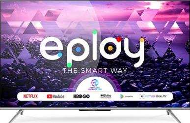 Televizor LED 109 cm Allview 43ePlay7100-U 4K UltraHD Smart TV Android