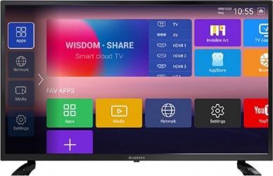 Televizor Vortex V32TPHDE1S LED Smart Clasa F 81 cm HD Ready Negru