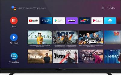 Televizor DLED 140 cm Tesla 55S906BUS 4K UHD Smart TV Android