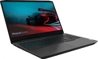 Laptop Gaming Lenovo IdeaPad 3 15ARH05 AMD Ryzen 7 4800H 512GB SSD 8GB GTX 1650 4GB FullHD Tast. ilum. Onyx Black
