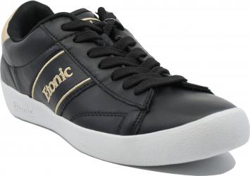 Pantofi sport barbati Etonic negri cu auriu-40 EU