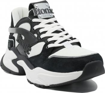 Pantofi sport barbati Etonic negru cu alb-39 EU