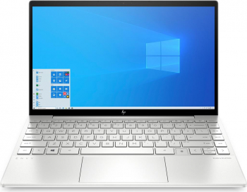 Laptop HP ENVY 13-ba1024nn Intel Core (11th Gen) i5-1135G7 512GB SSD 16GB Intel Iris Xe FullHD Win10 T.Ilum. FPR Silver