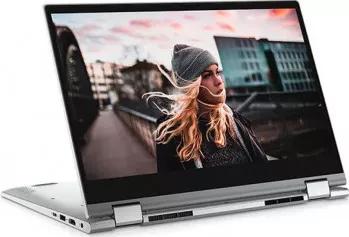 Ultrabook 2in1 Dell Inspiron 14 5406 Intel Core (11th Gen) i3-1115G4 256GB SSD 4GB FullHD Touch Win10 FPR Tast. ilum. Titanium