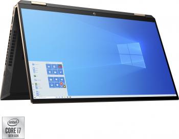 Laptop 2 in 1 HP Spectre x360 15-eb0008nn cu procesor Intel Core i7-10750H 15.6