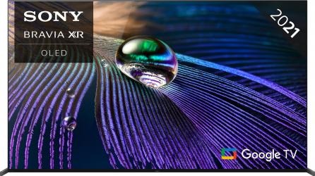 Televizor Sony 83A90J 212 cm Smart Google TV 4K Ultra HD OLED Clasa G