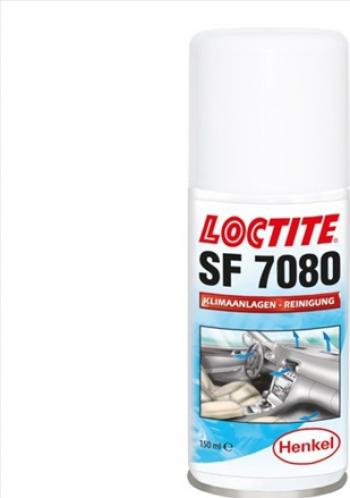 Solutie spray pentru curatare si dezinfectare aer habitaclu HENKEL 150 ml aroma mentol