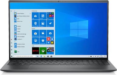 Laptop Dell Vostro 5515 AMD Ryzen 7 5700U 512GB SSD 16GB AMD Radeon Graphics FullHD Win10 Pro FPR T.Ilum. Titan Grey