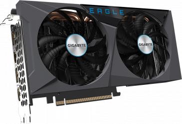 Placa video GIGABYTE GeForce RTX 3060 Ti EAGLE OC LHR (Lite Hashrate) 8GB GDDR6 256 bit