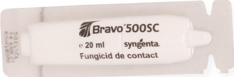 Fungicid Bravo 500 SC FIOLA 20 ML