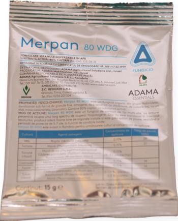 Fungicid Merpan 80 WDG 15g