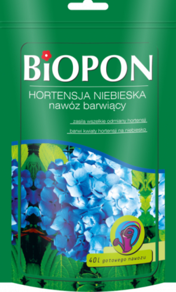 Ingrasamant albastru pentru hortensie 200 g