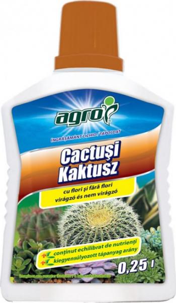 Ingrasamant Cactusi Agro 250 ml