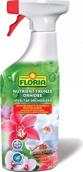 Ingrasamant cu pulverizator pentru orhidee Floria 500 ml
