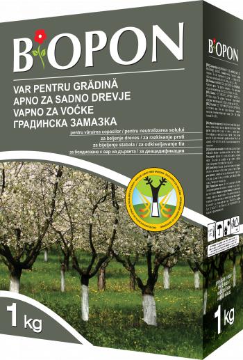 Var pentru gradina Biopon 1 kg