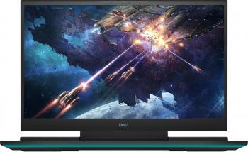 Laptop Gaming Dell G7 7700 Intel Core (10th Gen) i7-10750H 512GB SSD 16GB RTX 2070 8GB FullHD 144Hz Win10 T.Ilum. Mineral Black