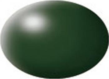 Aqua Color Dark Green Silk 18ml Revell