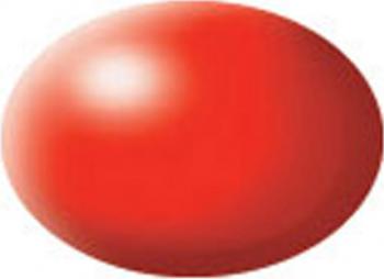 Aqua Color Luminous Red Silk 18ml Revell