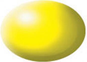 Aqua Color Luminous Yellow Silk 18ml Revell