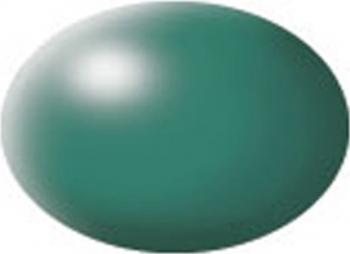 Aqua Color Patina Green Silk 18ml Revell