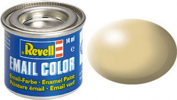 Email Color Beige Silk 14ml RAL 1001 Revell