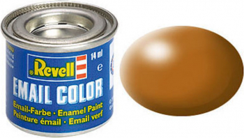 Email Color Brown Silk 14ml RAL 8025 Revell