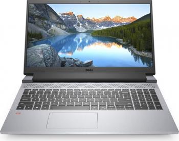 Laptop Gaming Dell 5515 G5 AMD Ryzen 7 5800H 512GB SSD 16GB RTX 3060 6GB FullHD 120Hz Win10 T.Ilum. Phantom Grey