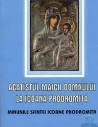 Acatistul Maicii Domnului la Icoana Prodromita
