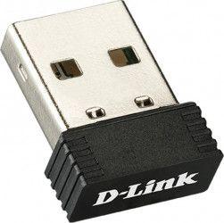Adaptor Wireless-N D-Link DWA-121 N150 1 x  USB .0