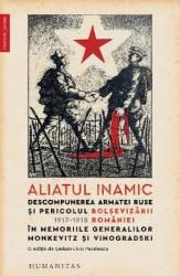 Aliatul inamic - Aleksandr N. Vinogradski Nikolai A. Monkevitz