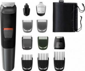 Aparat de tuns barba si parul 11 in 1 Philips Lame cu ascutire automata Acumulator Tehnologie DualCut Negru
