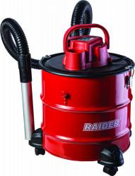 Aspirator cenusa Raider RD-WC05 1000W 18L cu roti Aspiratoare, Suflante si Tocatoare