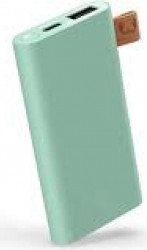 Baterie Externa Fresh n Rebel 3000 mAh Misty Mint Green