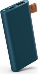 Baterie Externa Fresh n Rebel 3000 mAh Petrol Blue