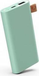 Baterie Externa Fresh n Rebel 6000 mAh Misty Mint Green