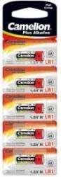 Baterie alcalina LR1 N 1 5V Camelion Plus Alkaline blister 5 baterii