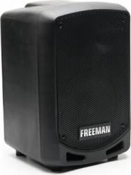 Boxa Freeman Karaoke 1001 Mini cu microfon Bluetooth USB FM TF Card Aux Mp3 player