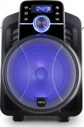 Boxa portabila Akai ABTS-I6 20W Control APP Bluetooth FM Radio