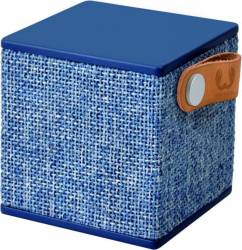 Boxa portabila Fresh n Rebel Rockbox Cube Fabriq Albastra