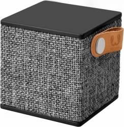 Boxa portabila Fresh n Rebel Rockbox Cube Fabriq Neagra